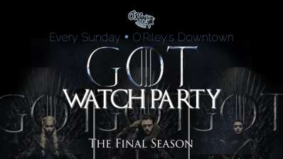 Game of Thrones Series Finale: Costume Party