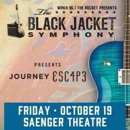Black Jacket Symphony Presents: Journey's Escape