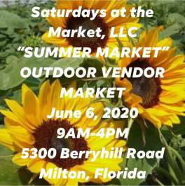 """Saturdays at the Market, LLC """"SUMMER MARKET"""""""