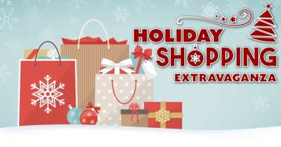 Holiday Shopping Extravaganza at T&W Flea Market