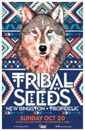 *Tribal Seeds New Kingston, Tropidelic