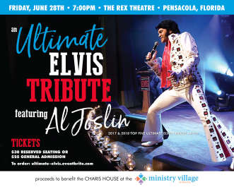 An Ultimate Elvis Tribute featuring Al Joslin