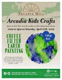 Arcadia Kids Crafts