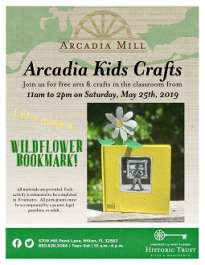 Arcadia Kids Craft