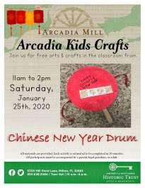 Arcadia Kid's Crafts