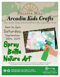 Arcadia Kid's Crafts