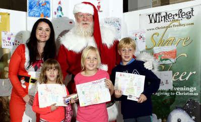 Santa's Art Party