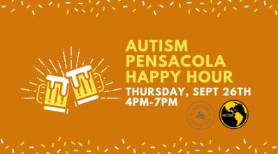 Autism Pensacola Happy Hour