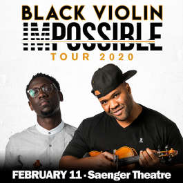 Black Violin: Impossible Tour 2020