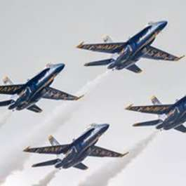 Blue Angels Practice- Cancelled