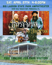 Concert in the Park- Gypsy Spark Band