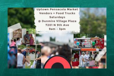 Uptown Pensacola Market