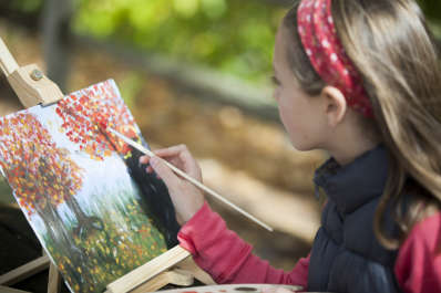 Summer Camp Re-Imagined: Creative Nature