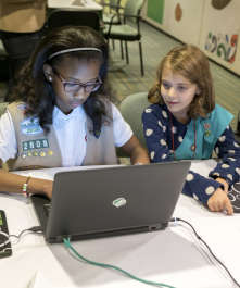 Summer Camp Re-Imagined: Camp Cybersecurity