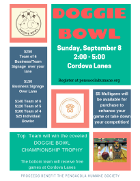 Doggie Bowl 2019