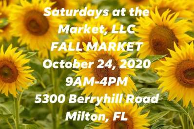 "Saturdays at the Market, LLC ""FALL MARKET"""