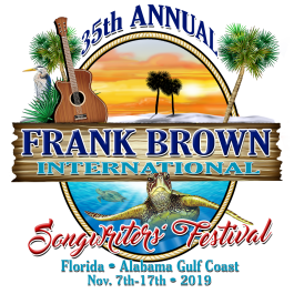35th Annual Frank Brown Songwriters Festival