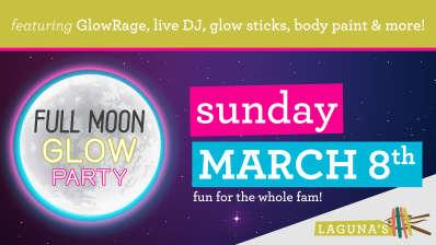 Laguna's Full Moon Glow Party