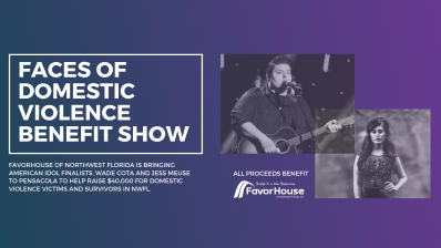 Faces of Domestic Violence Benefit Show