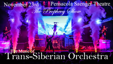 The Prophecy Show: The Music of Trans-Siberian Orchestra