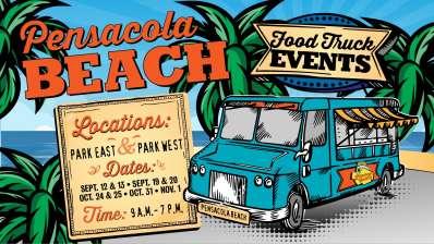 Pensacola Beach Food Truck Events