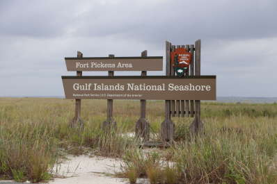 FMW Audubon Field Trip to Fort Pickens, Gulf Islands National Seashore
