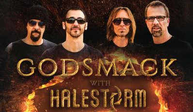 GODSMACK & HALESTORM