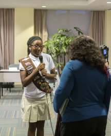 Summer Camp Re-Imagined: Good Morning, Girl Scouts