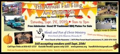 7th Annual Fall Fling Arts & Crafts Fair