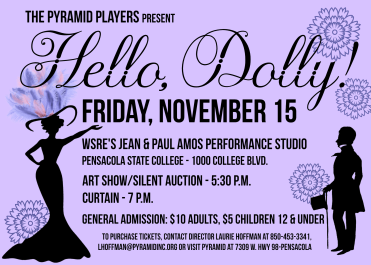 The Pyramid Players present Hello, Dolly!