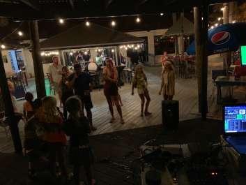 Boogie Inc. Karaoke Night at Broussard's Bayou Grill - Navarre