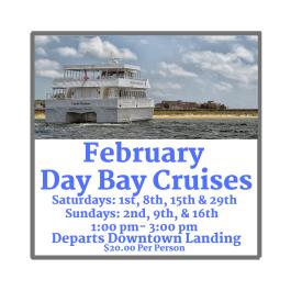 February Day Bay Cruises