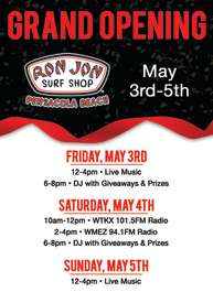 Ron Jon Surf Shop Grand Opening Celebration