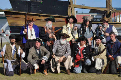 The Gulf Coast Renaissance Faire  & Pirate Festival