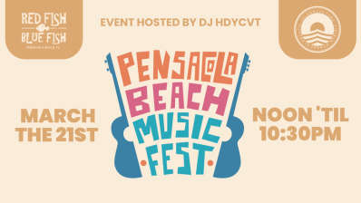 Pensacola Beach Music Fest
