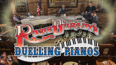 Dueling Pianos ~ Weds through Sat