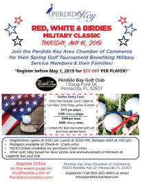 Red, White & Birdies Military Classic