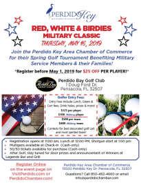 Red, White & Birdies Military Classic