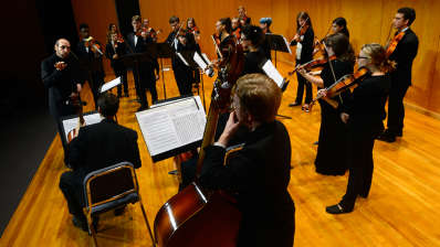 Runge Strings Orchestra Concert