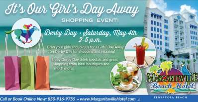 Derby Day Shopping Event