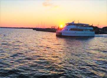 Sunset Cruise ~ Select Fridays and Saturdays