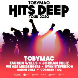 TOBYMAC Hits Deep Tour 2020