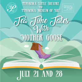 Tea Time Tales with Mother Goose