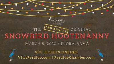 The 3rd Annual Original Snowbird Hootenanny
