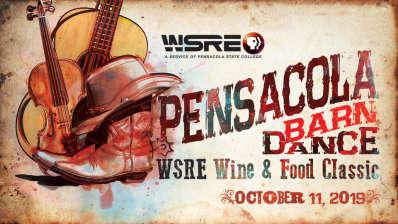 WSRE Wine & Food Classic: Pensacola Barn Dance