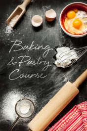 Advanced Baking Camp: Ages 10 yrs -15 yrs