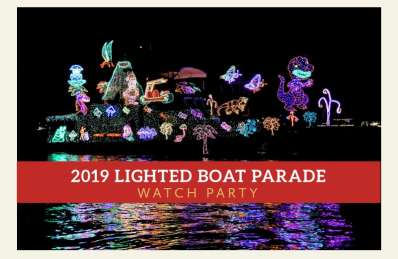 Lighted Boat Parade: Watch Party