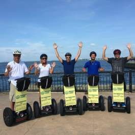 Haunted History Segway Tours