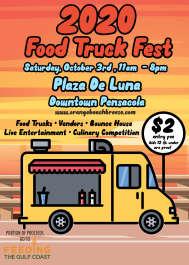 2020 FOOD TRUCK FEST AT PLAZA DE LUNA