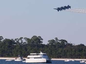 Blue Angels Practice Cruises